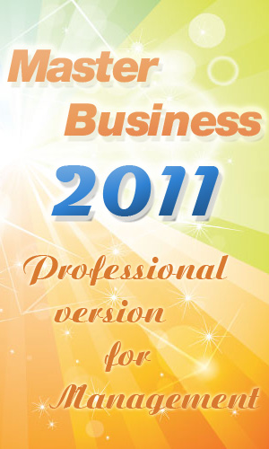 Master Business 2011